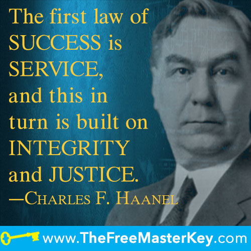 first-law-success-haanel